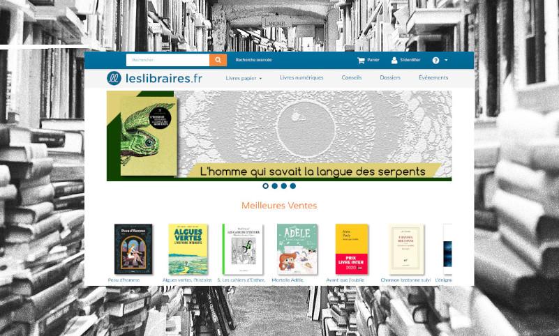 Pour les livres, fini Amazon et Fnac
