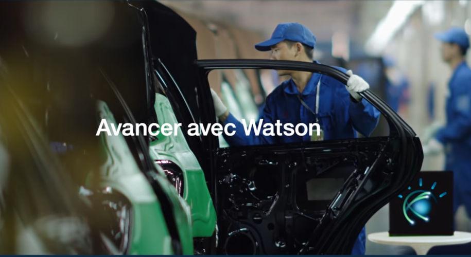 Vidéo YouTube IBM Watson, partout dans le monde