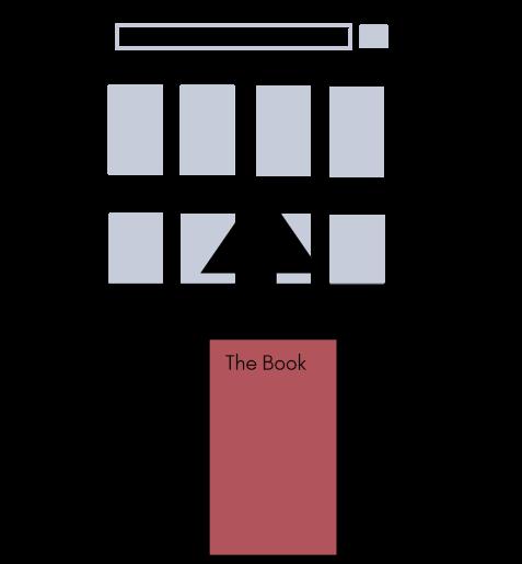 Livre qui s'upload sur une interface