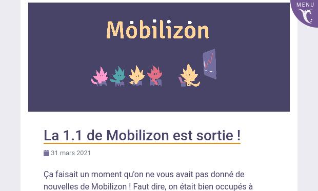 Mobilizon 1.1